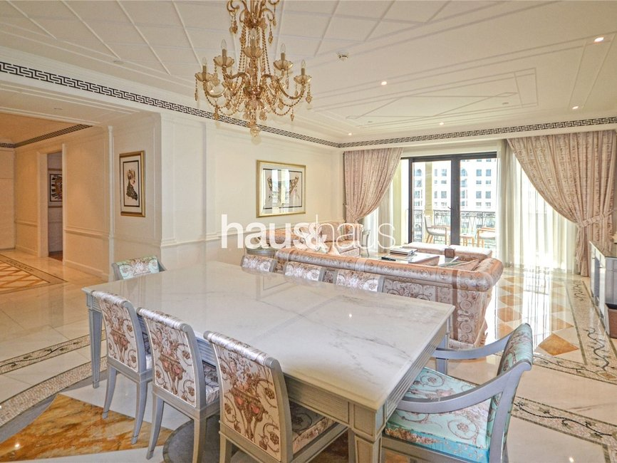 3 bedroom Apartment for rent in Palazzo Versace - view - 6