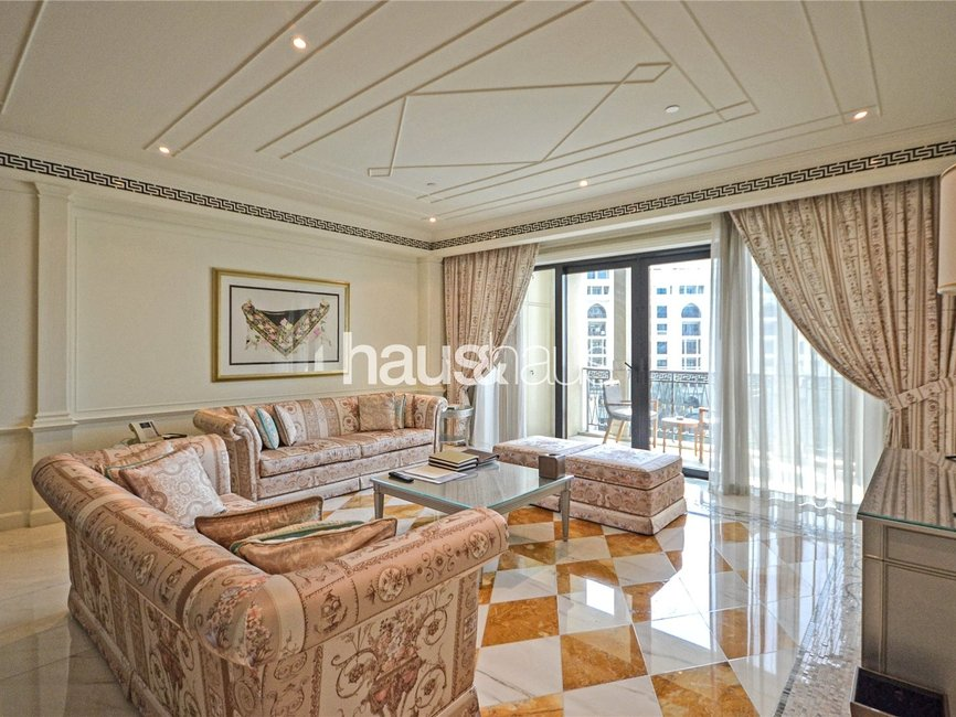 3 bedroom Apartment for rent in Palazzo Versace - view - 7