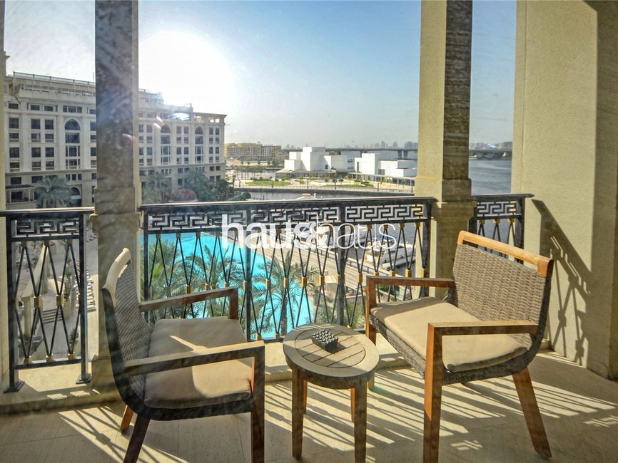 3 bedroom Apartment for rent in Palazzo Versace - view - 1