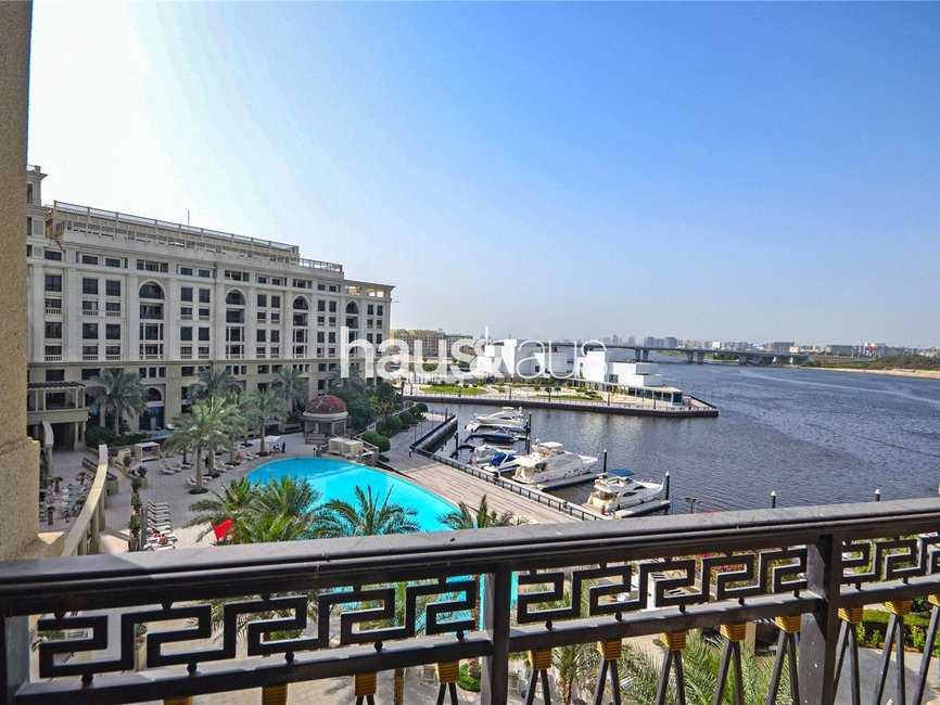 3 bedroom Apartment for rent in Palazzo Versace - view - 2