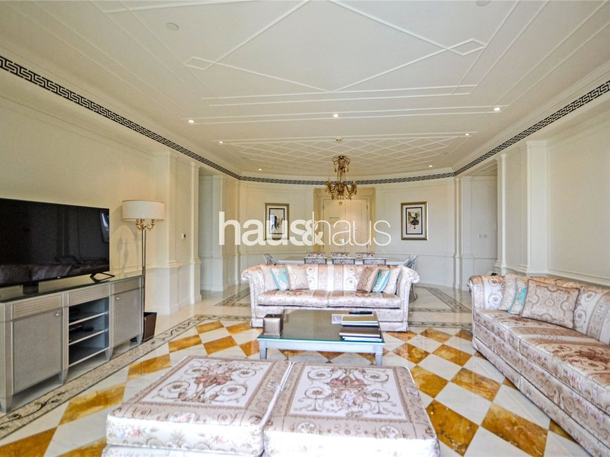 3 bedroom Apartment for rent in Palazzo Versace - view - 11