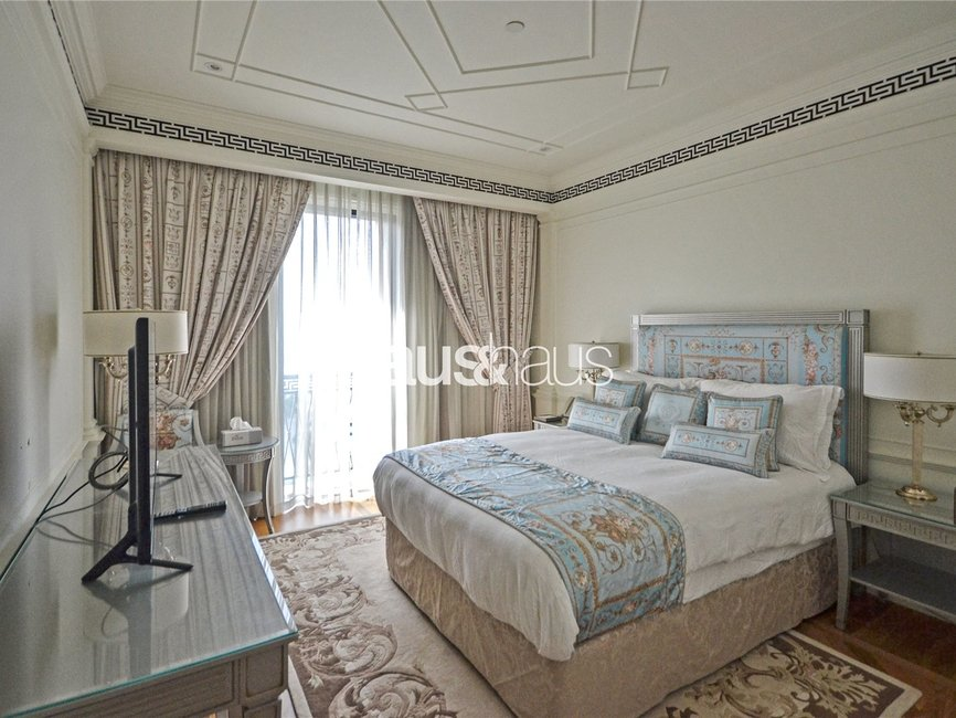 3 bedroom Apartment for rent in Palazzo Versace - view - 10