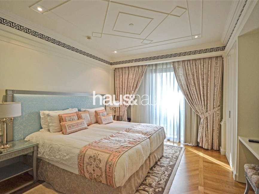 3 bedroom Apartment for rent in Palazzo Versace - view - 4