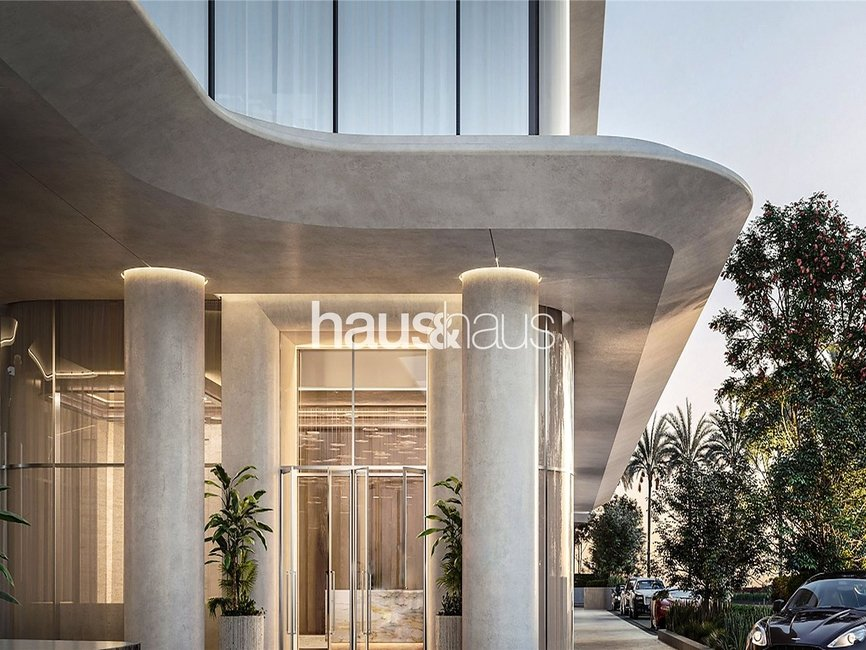 4 bedroom Apartment for sale in Dorchester Collection Dubai - view - 21