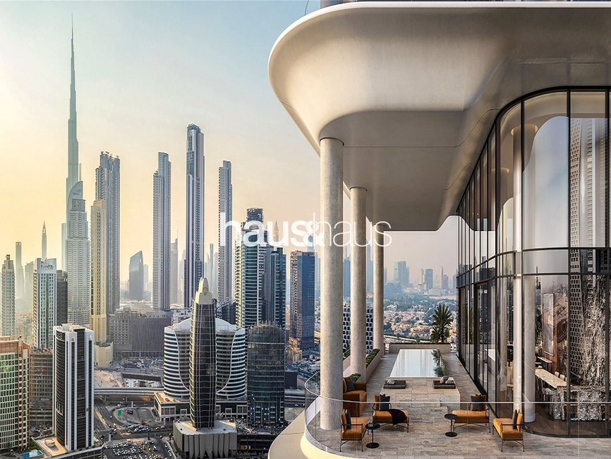 4 bedroom Apartment for sale in Dorchester Collection Dubai - view - 20