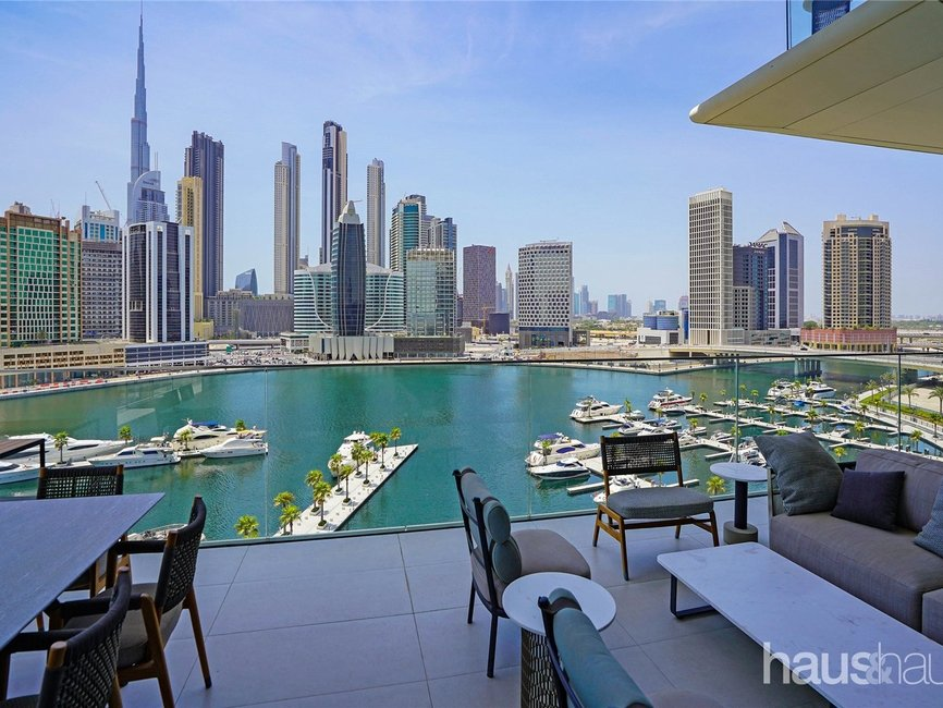 4 bedroom Apartment for sale in Dorchester Collection Dubai - view - 7