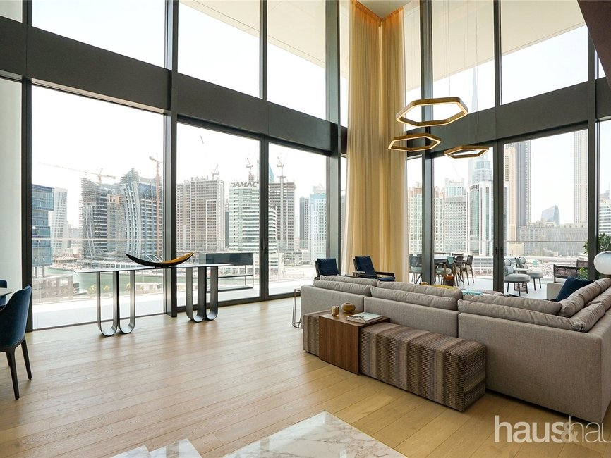 4 bedroom Apartment for sale in Dorchester Collection Dubai - view - 15