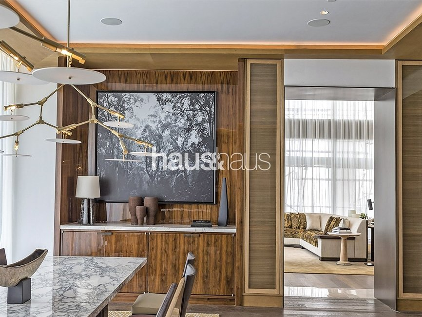 4 bedroom Apartment for sale in Dorchester Collection Dubai - view - 9