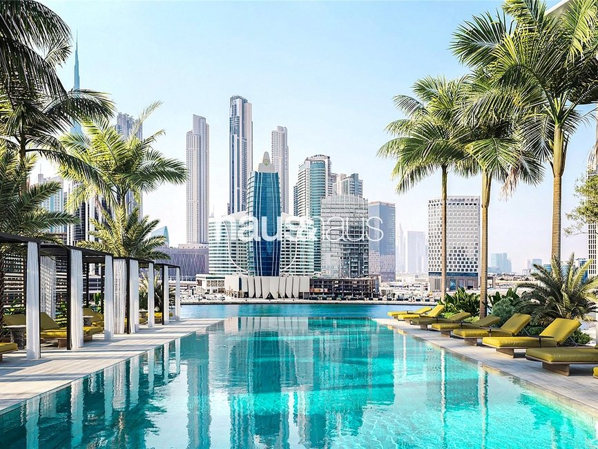 3 bedroom Apartment for sale in Dorchester Collection Dubai - view - 2