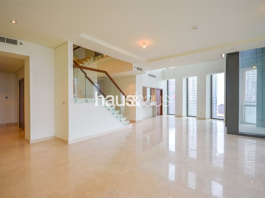 5 bedroom Apartment for rent in Burj Vista 2 - view - 12