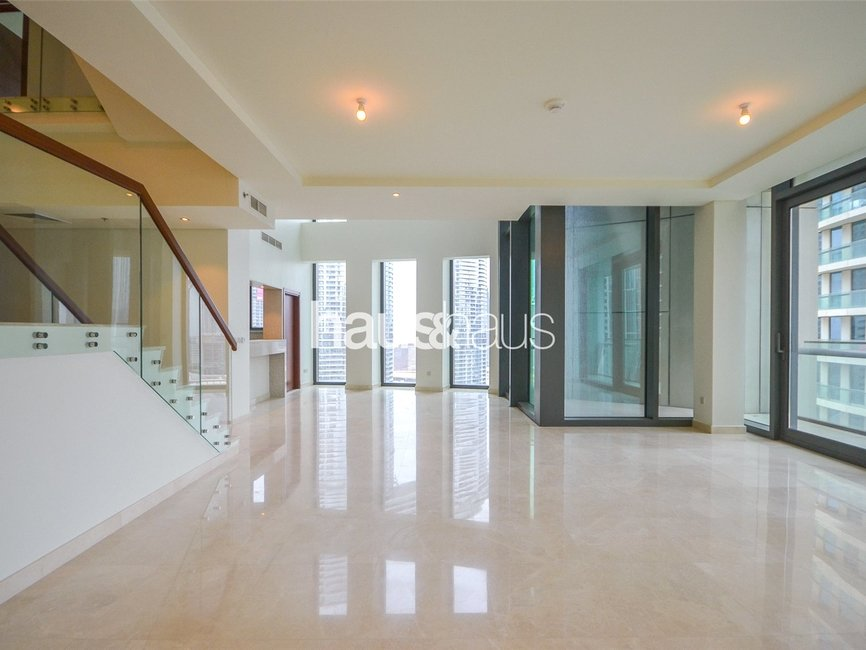 5 bedroom Apartment for rent in Burj Vista 2 - view - 4