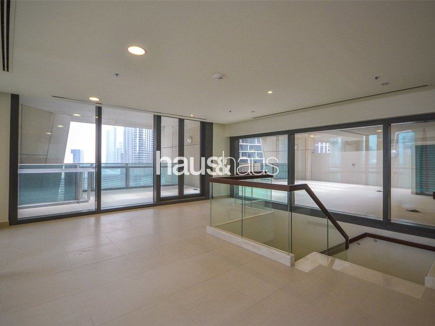 5 bedroom Apartment for rent in Burj Vista 2 - view - 8