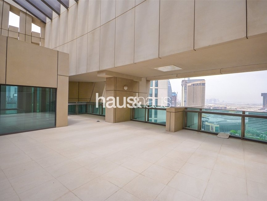 5 bedroom Apartment for rent in Burj Vista 2 - view - 9