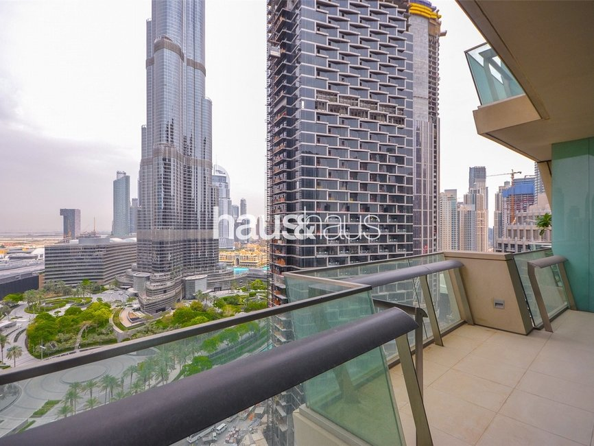 5 bedroom Apartment for rent in Burj Vista 2 - view - 3