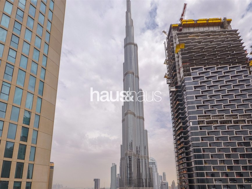 5 bedroom Apartment for rent in Burj Vista 2 - view - 20