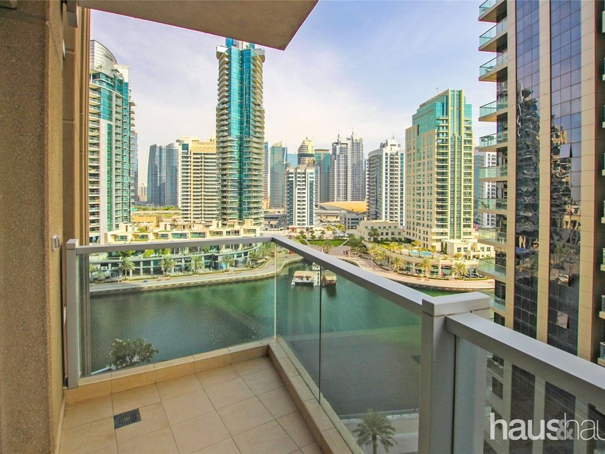 2 Bedroom Apartment to rent in Dubai Marina, Dubai | haus ...