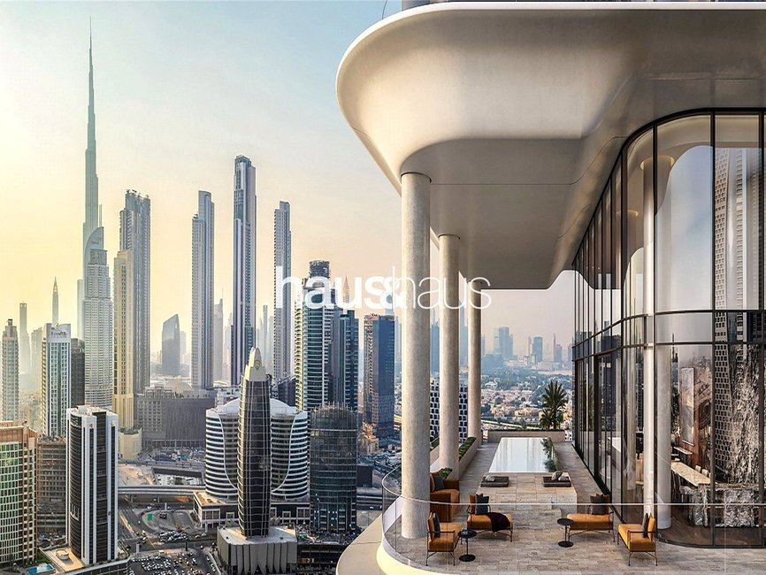 4 bedroom Apartment for sale in Dorchester Collection Dubai - view - 1