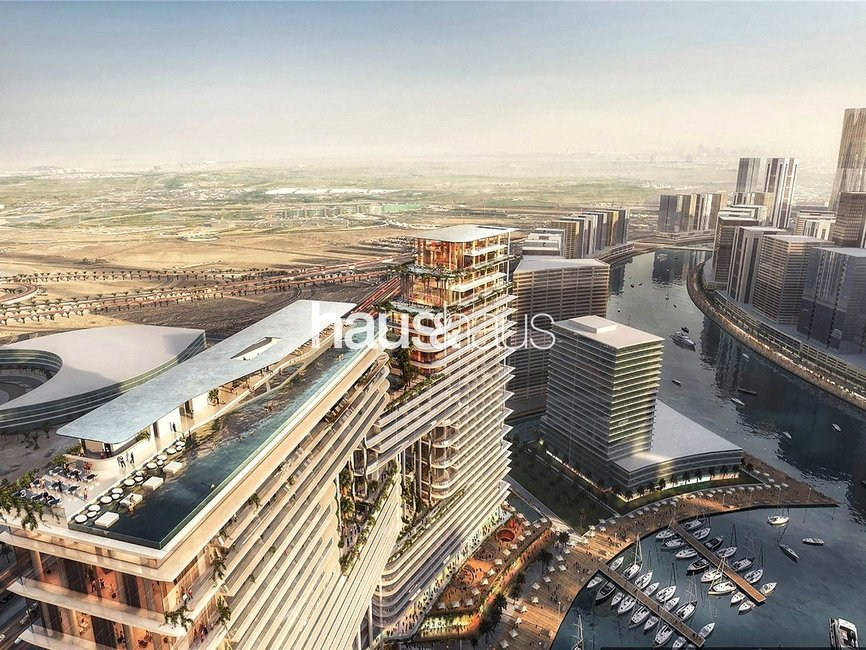 4 bedroom Apartment for sale in Dorchester Collection Dubai - view - 13