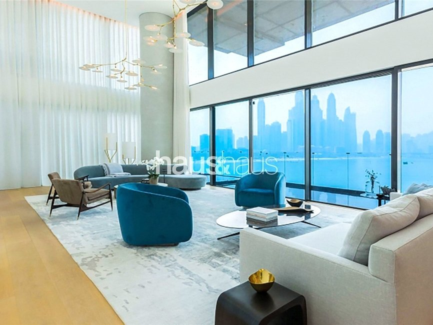 5 bedroom Apartment for sale in One at Palm Jumeirah - thumb - 0