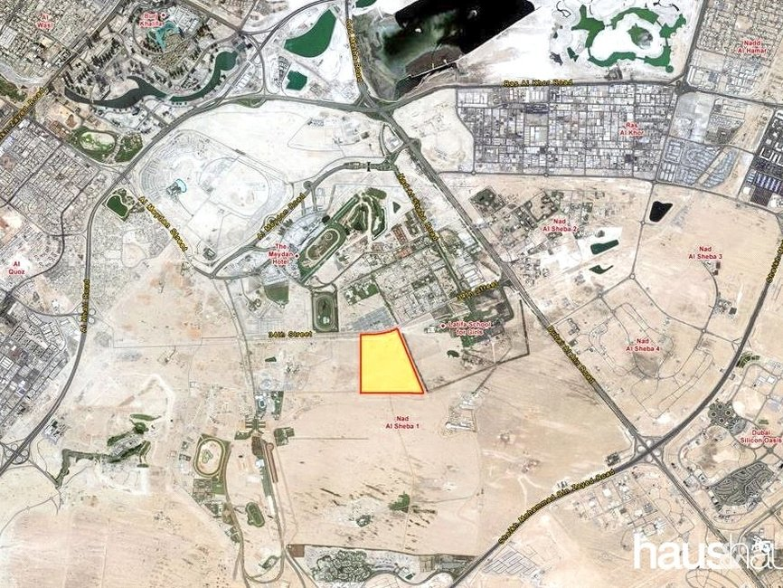 Land for sale in Nad Al Sheba Gardens - view - 5