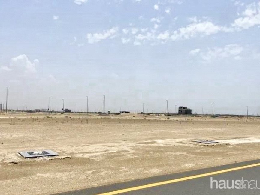 Land for sale in Nad Al Sheba Gardens - view - 2