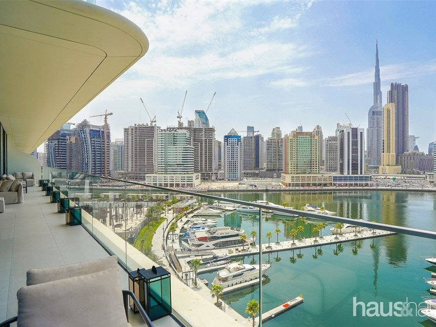 4 bedroom Apartment for sale in Dorchester Collection Dubai - view - 19