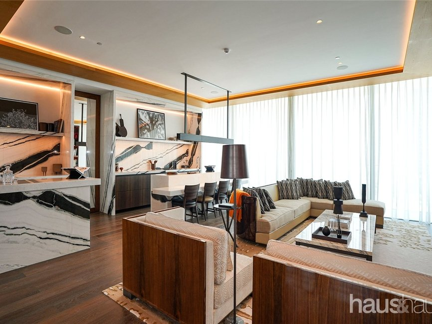 4 bedroom Apartment for sale in Dorchester Collection Dubai - view - 11
