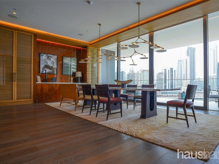 4 bedroom Apartment for sale in Dorchester Collection Dubai - view - 4