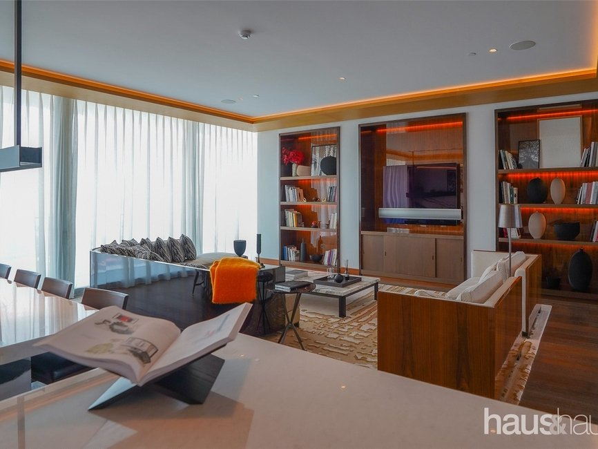 4 bedroom Apartment for sale in Dorchester Collection Dubai - view - 12