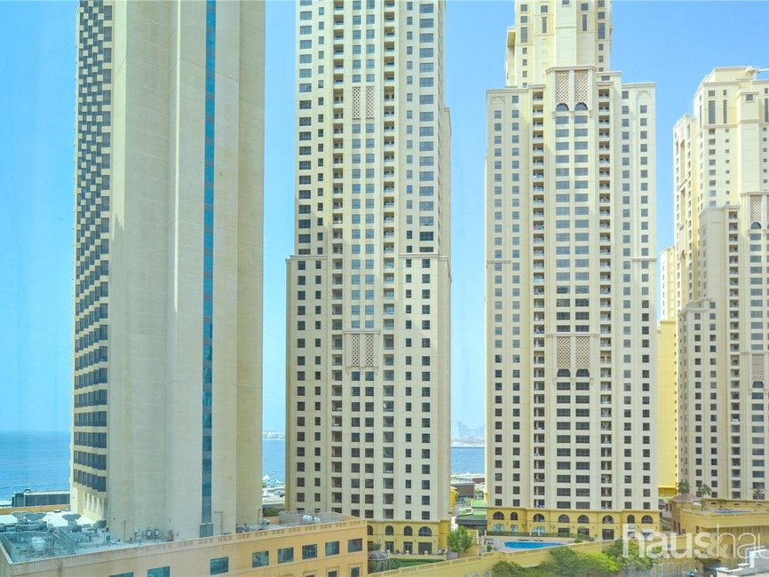 3 bedroom Apartment for rent in Shemara Tower - view - 4