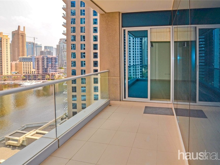 3 bedroom Apartment for rent in Shemara Tower - view - 8