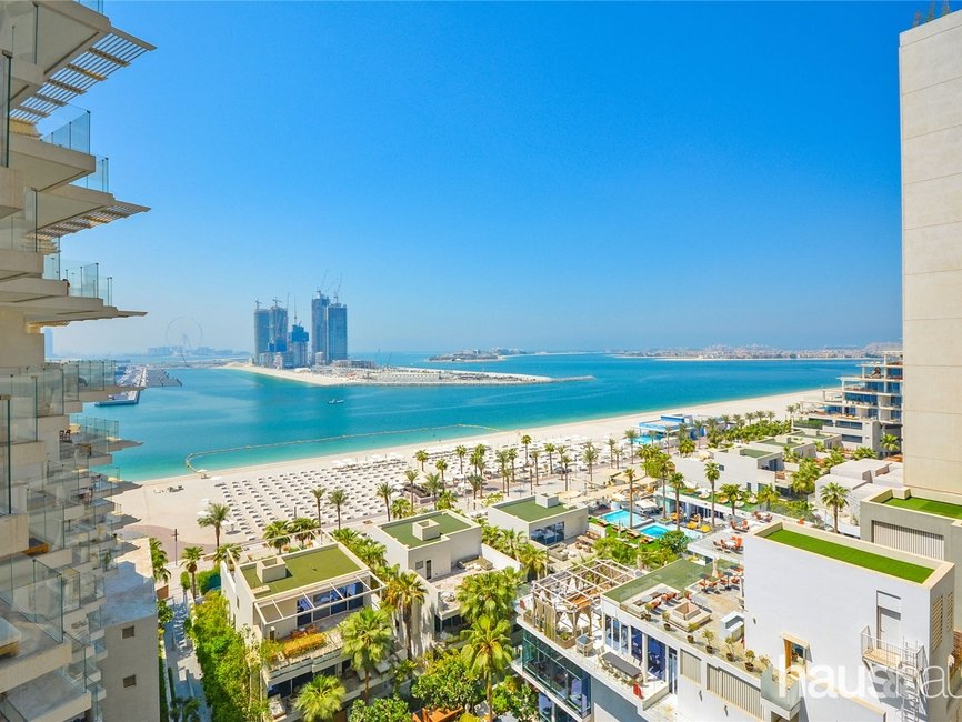 2 bedroom Apartment for rent in FIVE Palm Jumeirah - view - 6