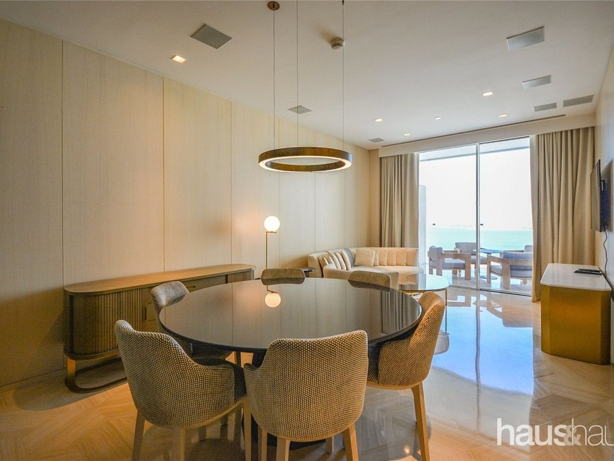 2 bedroom Apartment for rent in FIVE Palm Jumeirah - view - 10