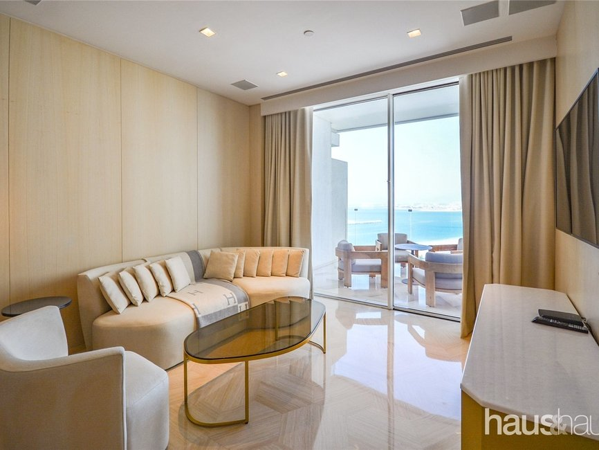 2 bedroom Apartment for rent in FIVE Palm Jumeirah - view - 11