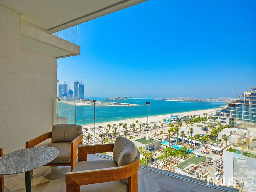 2 bedroom Apartment for rent in FIVE Palm Jumeirah - view - 4