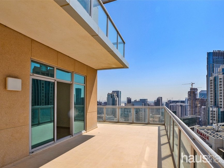 3 bedroom Apartment for rent in The Residences 1 - view - 5
