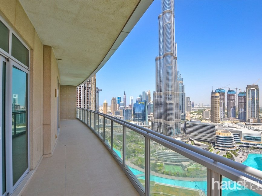 3 bedroom Apartment for rent in The Residences 1 - view - 7