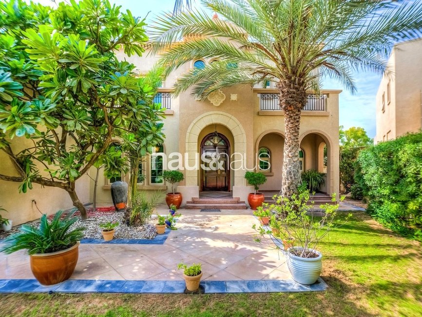 4 bedroom Villa for rent in Entertainment Foyer - view - 3