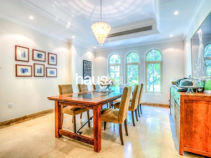 4 bedroom Villa for rent in Entertainment Foyer - view - 7
