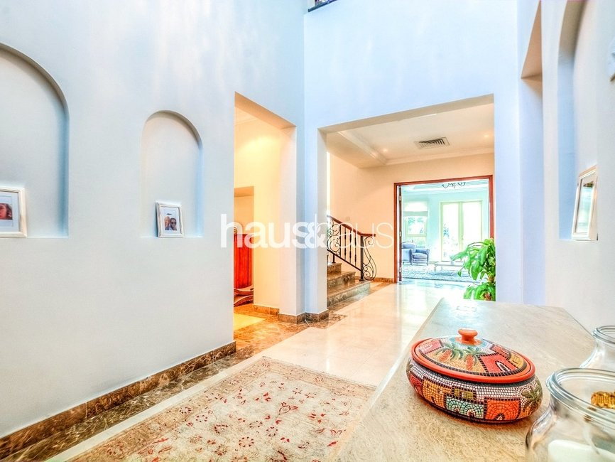 4 bedroom Villa for rent in Entertainment Foyer - view - 11
