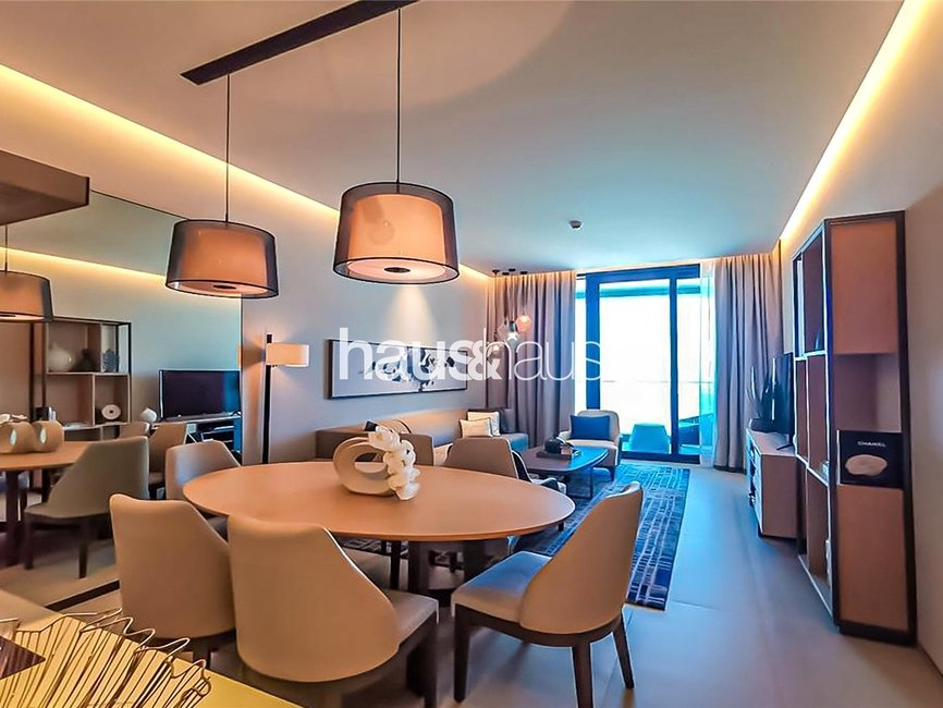 3 bedroom Apartment for sale in The Address Jumeirah Resort and Spa - view - 1