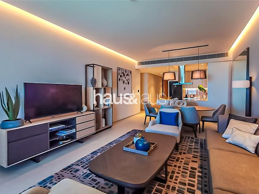 3 bedroom Apartment for sale in The Address Jumeirah Resort and Spa - view - 2