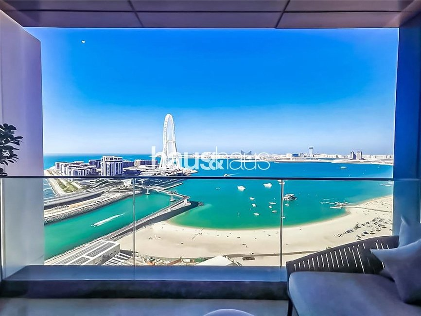 3 bedroom Apartment for sale in The Address Jumeirah Resort and Spa - view - 3