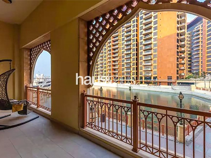 3 bedroom Apartment for sale in Marina Residences 6 - view - 1