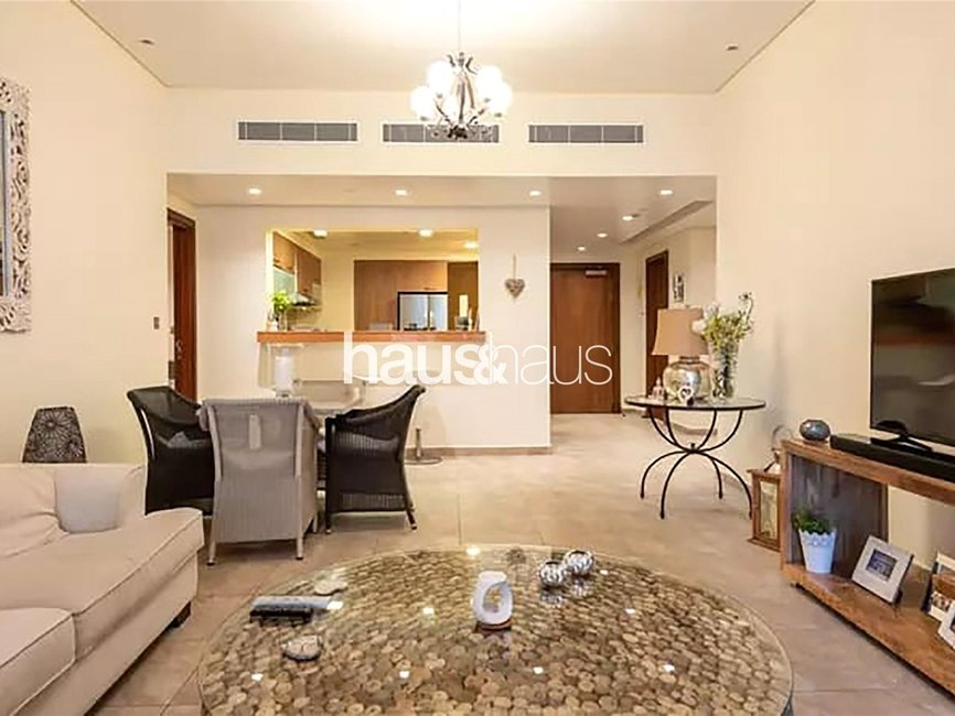 3 bedroom Apartment for sale in Marina Residences 6 - view - 5