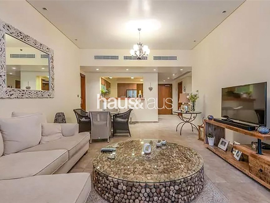 3 bedroom Apartment for sale in Marina Residences 6 - view - 10