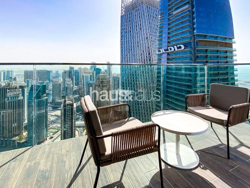 3 bedroom Apartment for sale in Jumeirah Living Marina Gate - view - 5
