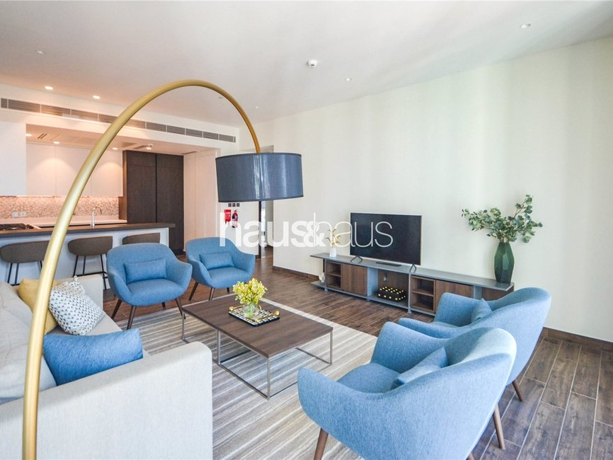 3 bedroom Apartment for sale in Jumeirah Living Marina Gate - view - 4