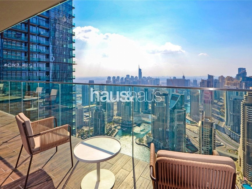 3 bedroom Apartment for sale in Jumeirah Living Marina Gate - view - 1