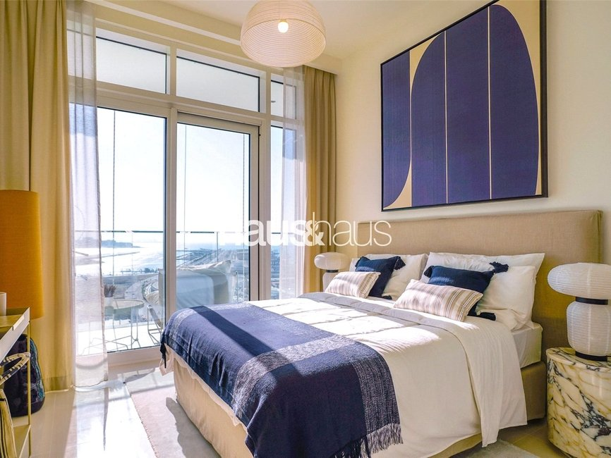2 bedroom Apartment for sale in Palace Beach Residence - view - 2